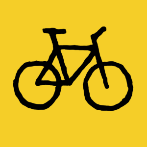 Bicycle-yellow-black